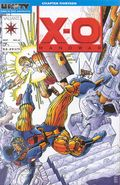 X-O Manowar (1992 1st Series) 8