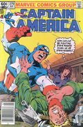 Captain America (1968 1st Series) 279B