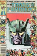 Transformers (1984 Marvel) 1st Printing 22