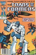 Transformers (1984 Marvel) 1st Printing 25