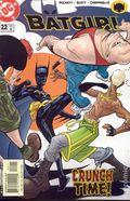 Batgirl (2000 1st Series) 22