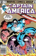Captain America (1968 1st Series) 278