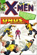 Uncanny X-Men (1963 1st Series) 8