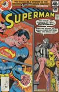 Superman (1939 1st Series) Whitman 331