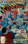 Superman (1939 1st Series) Whitman 332