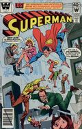 Superman (1939 1st Series) Whitman 350