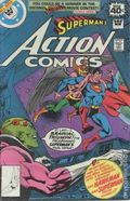 Action Comics (1978 Whitman) 491