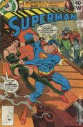 Superman (1939 1st Series) Whitman 336
