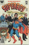 New Adventures of Superboy (1980 DC) Whitman 8