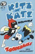 Kitz 'N Katz Komiks (1985) 6