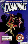 Champions (1987 Hero) 2