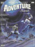 Adventure Illustrated (1981 Magazine) 1