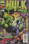 Incredible Hulk (1999 2nd Series) 1ADFSIGNED