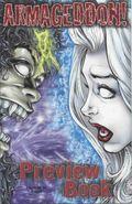 Armageddon Preview Book (1999 Chaos) 1