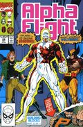 Alpha Flight (1983 1st Series) 89
