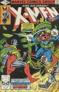 Uncanny X-Men (1963 1st Series) Annual 4
