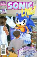 Sonic Live Special (1997) 1