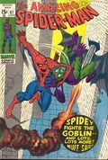 Amazing Spider-Man (1963 1st Series) Mark Jewelers 97MJ