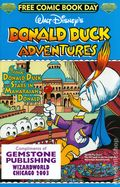 Donald Duck Adventures FCBD (2003) 1B