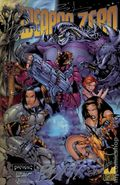 Weapon Zero (1995 1st Series) Special Edition Autographed 1A