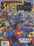 Superman and Batman Magazine (1993) 7