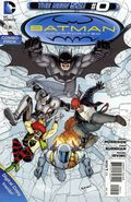 Batman Incorporated (2012 2nd Series DC) 0COMBO