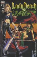 Lady Death Jade (2002) DF Signed Edition 1