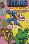 Marvel The Titans Pocket Book (1980 UK edition) 4