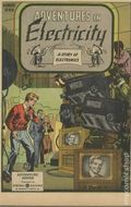 Adventures in Electricity (1946) General Electric giveaway 7