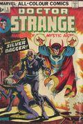 Doctor Strange (1974) UK Edition 5UK
