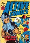 Active Comics (1942) 7