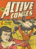 Active Comics (1942) 16