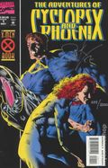 Adventures of Cyclops and Phoenix (1994) Autographed 1