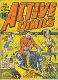 Active Comics (1942) 6