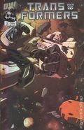 Transformers Generation 1 (2003 Volume 2) Chrome Cover 1