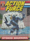 Action Force (1987 British G.I. Joe) Magazine 37