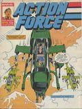 Action Force (1987 British G.I. Joe) Magazine 16