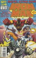 Marvel Action Hour Featuring Iron Man (1994) 1U