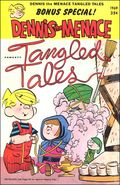 Dennis the Menace Tangled Tales (1969 Giants) 70