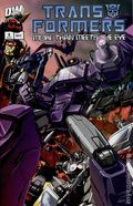 Transformers More Than Meets the Eye Official Guide (2003) 5