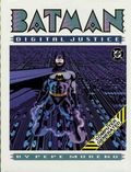 Batman Digital Justice HC (1990 DC) 1-1ST
