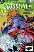 Adventures of Superman (1987) Annual 5