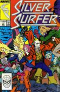 Silver Surfer (1987 2nd Series) 11