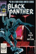 Black Panther (1988 Marvel Mini-Series) 3