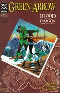 Green Arrow (1987 1st Series) 22
