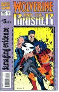 Wolverine and the Punisher Damaging Evidence (1993) 3
