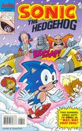 Sonic the Hedgehog (1993- Ongoing Series) 26