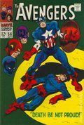 Avengers (1963 1st Series) 56