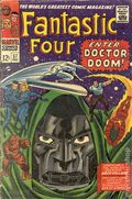 Fantastic Four (1961 1st Series) 57