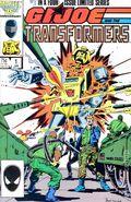 GI Joe and the Transformers (1987) 1